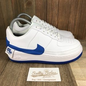 Nike AF1 Air Force 1 Jester XX Royal Womens 7.5